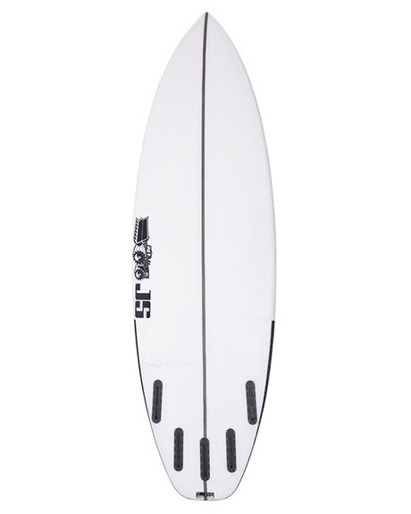 BLACK WHITE BOARDSPORTS SURF JS INDUSTRIES PERFORMANCE - JSBLAKBOX2BLKWH