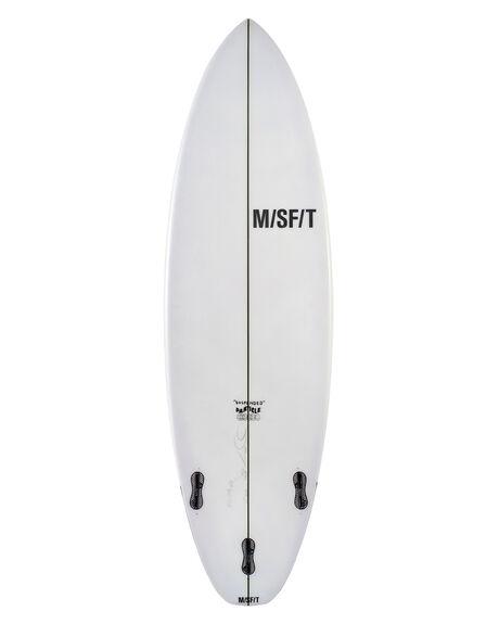 CLEAR BOARDSPORTS SURF MISFIT SURFBOARDS - MFSUSPARSPR
