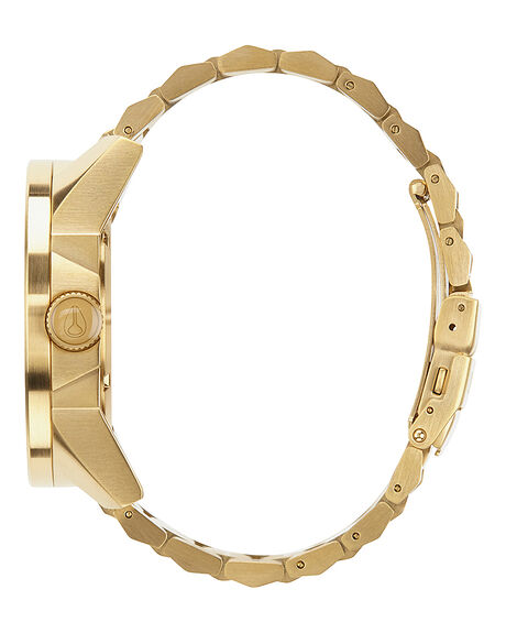 ALL GOLD BLACK MENS ACCESSORIES NIXON WATCHES - A346510