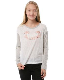 COOL WHIP KIDS GIRLS BILLABONG TEES - 5585072CLWHP