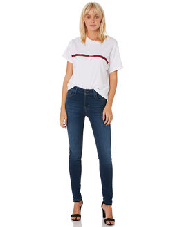 RIGHT ON TIME WOMENS CLOTHING LEVI'S JEANS - 52797-0054RIG