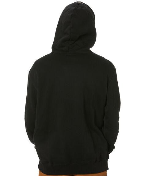 BLACK MENS CLOTHING DICKIES JUMPERS - K3200502BK