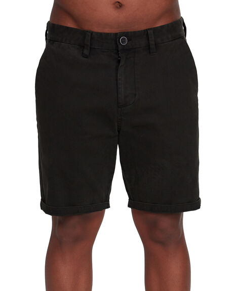 BLACK MENS CLOTHING BILLABONG SHORTS - BB-9503706-BLK