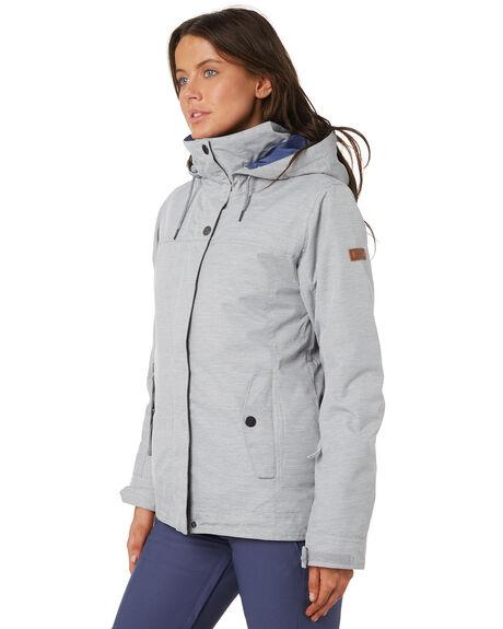 WARM HEATHER GREY BOARDSPORTS SNOW ROXY WOMENS - ERJTJ03174SJEH