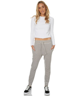 GREY STR WOMENS CLOTHING SWELL PANTS - S8161196GRST