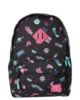 PATCHES POP KIDS GIRLS PARKLAND BAGS + BACKPACKS - 20008-00253PTCH