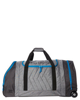 GREY HEATHER MENS ACCESSORIES BILLABONG BAGS + BACKPACKS - 9682231GRYH