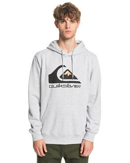 ATHLETIC HEATHER MENS CLOTHING QUIKSILVER JUMPERS - EQYFT04089-SGRH