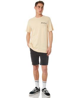 CLAY MENS CLOTHING RVCA TEES - R172060CLAY