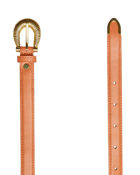 CLAY WOMENS ACCESSORIES SANCIA BELTS - 125B-CLCLY