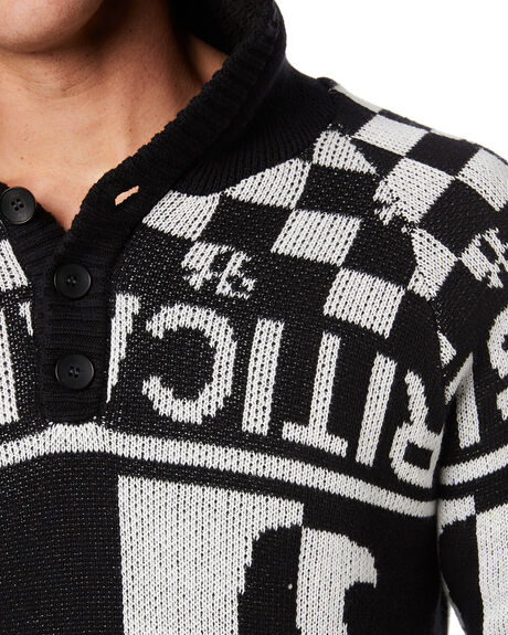 PHANTOM OUTLET MENS THE CRITICAL SLIDE SOCIETY KNITS + CARDIGANS - KT1837PHANT