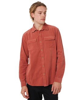 CARNELIAN MENS CLOTHING MCTAVISH SHIRTS - MSP-19SH-01CARN