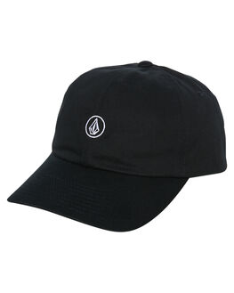BLACK WOMENS ACCESSORIES VOLCOM HEADWEAR - E5521904BLK