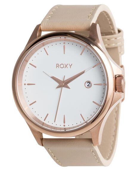 ROSE GOLD WOMENS ACCESSORIES ROXY WATCHES - ERJWA03022MKP0