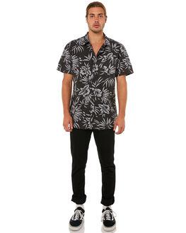 BLACK MENS CLOTHING SWELL SHIRTS - S5183166BLACK