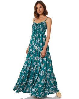 DUST WOMENS CLOTHING THE HIDDEN WAY DRESSES - H8171448DUST