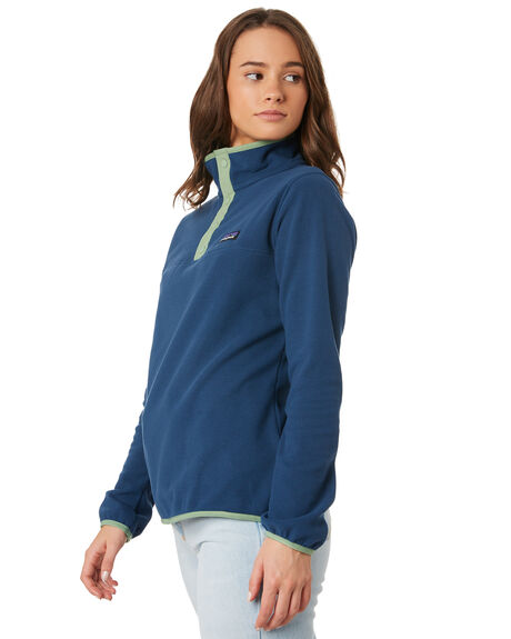 STONE BLUE WOMENS CLOTHING PATAGONIA JUMPERS - 26020SNBL