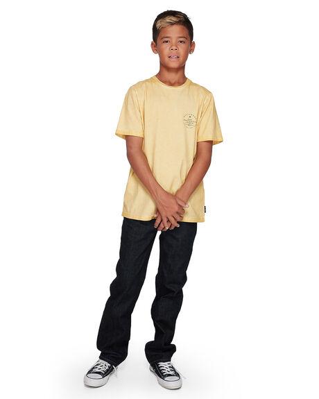 VINTAGE YELL KIDS BOYS BILLABONG TOPS - BB-8507001-V20