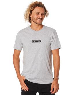 GREY MARLE MENS CLOTHING RUSTY TEES - TTM2288GMA