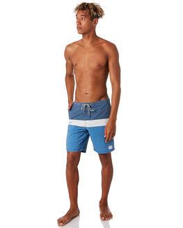 NEW NAVY MENS CLOTHING KATIN BOARDSHORTS - TRSTA05NNVY