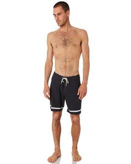 INK SEA MENS CLOTHING MCTAVISH BOARDSHORTS - MS-19BS-09INK