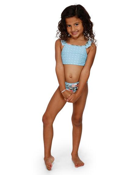 BLUE KIDS GIRLS BILLABONG SWIMWEAR - BB-5591562-BLU