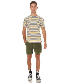 FATIGUE MENS CLOTHING THE CRITICAL SLIDE SOCIETY SHORTS - WSW1701FAT