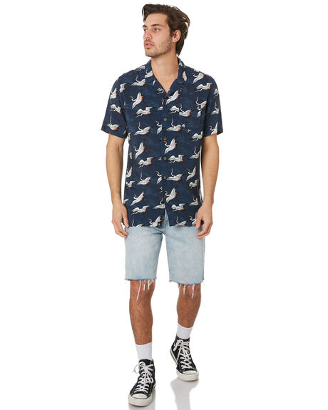 NAVY OUTLET MENS ST GOLIATH SHIRTS - 4340028NVY
