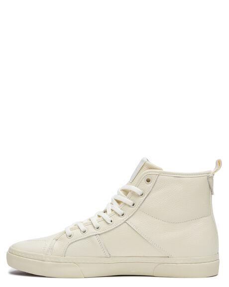 OFF WHITE MONTANO MENS FOOTWEAR GLOBE SKATE SHOES - GBLAIIOFFWH