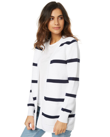 STRIPE WOMENS CLOTHING SWELL KNITS + CARDIGANS - S8172147STR