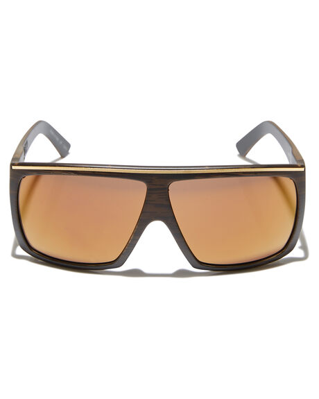 WOODGRAIN  COPPER MENS ACCESSORIES DRAGON SUNGLASSES - 22495-229WOOD