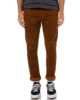 LION CORD MENS CLOTHING NUDIE JEANS CO JEANS - 112746LICOR