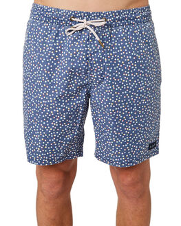 POLKA PARTY MENS CLOTHING BARNEY COOLS BOARDSHORTS - 804-CR4POLPA