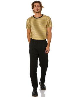 DIRTY BLACK MENS CLOTHING BANKS PANTS - PT0083DBL