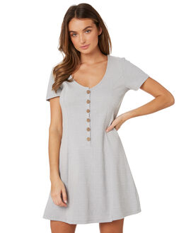 SILVER MARLE WOMENS CLOTHING SASS DRESSES - 13515DKSSSILV