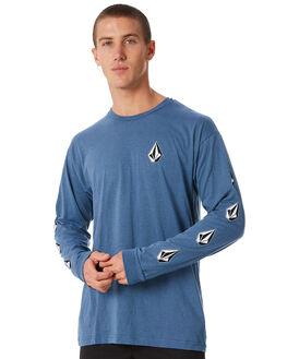 INDIGO MENS CLOTHING VOLCOM TEES - A3631702IND
