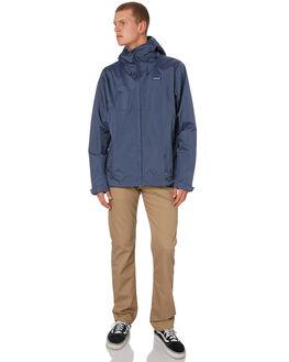 DOLOMITE BLUE MENS CLOTHING PATAGONIA JACKETS - 83802DLMB