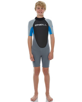 BLUE SMOKE GREY SURF WETSUITS O'NEILL SPRINGSUITS - 3803OASBG1