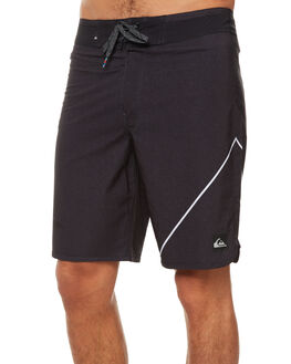 BLACK MENS CLOTHING QUIKSILVER BOARDSHORTS - EQYBS03764KVJ6