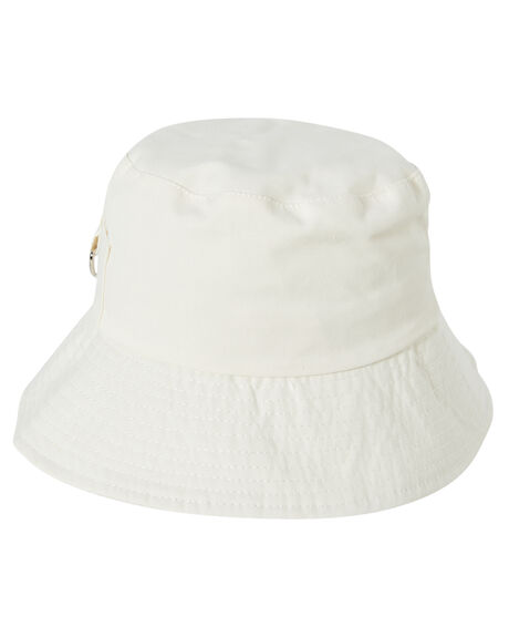 ANTIQUE WHITE WOMENS ACCESSORIES BUSINESS AND PLEASURE CO HEADWEAR - BPA-BHT-ANT-AWHT