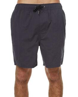 OIL GREY MENS CLOTHING RVCA BOARDSHORTS - R171402OGY