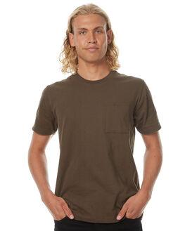 BUNKER MENS CLOTHING NUDIE JEANS CO TEES - 131532B86