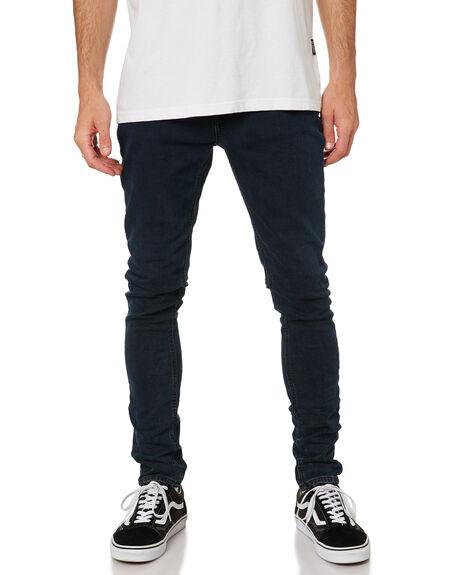 BLACK OCEAN MENS CLOTHING NUDIE JEANS CO JEANS - 113759BLKOC