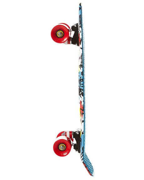 BLUE SKATE COMPLETES PENNY  - PNYCOMP22233BLU