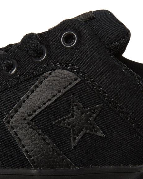BLACK BLACK OUTLET KIDS CONVERSE FOOTWEAR - 359786BKBK