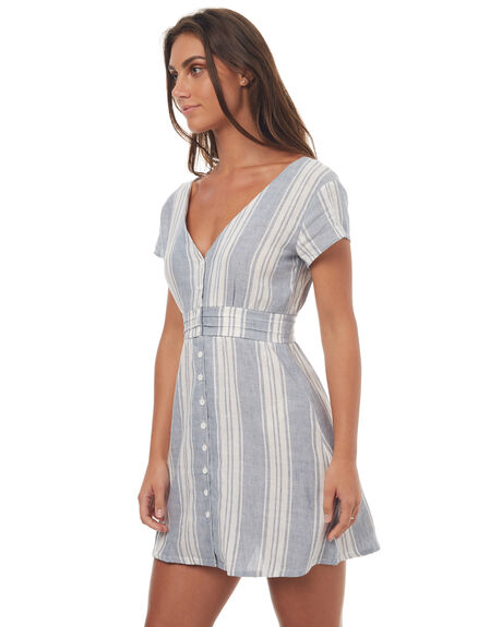NAVY WOMENS CLOTHING THE HIDDEN WAY DRESSES - H8171443NAVY