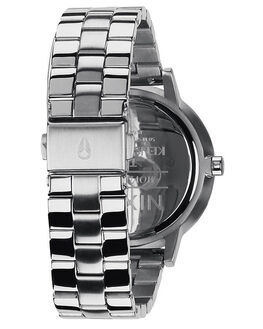 SILVER CHAMPAGNE CRYSTAL MENS ACCESSORIES NIXON WATCHES - A0991519