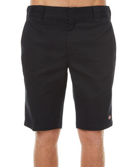 BLACK MENS CLOTHING DICKIES SHORTS - WR872BLK