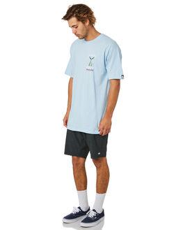 LIGHT BLUE MENS CLOTHING SALTY CREW TEES - 20035092LTBLU