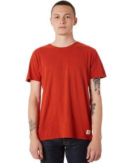 TERRA MENS CLOTHING NUDIE JEANS CO TEES - 131541R23